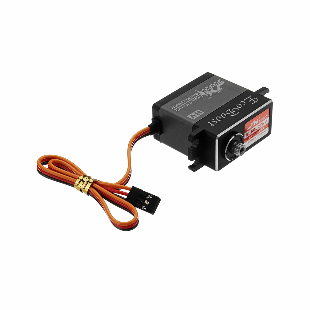 JX Ecoboost BLS6527HV 26KG Large Torque 180 Degree Metal Gear High Voltage Brushless Digital Servo