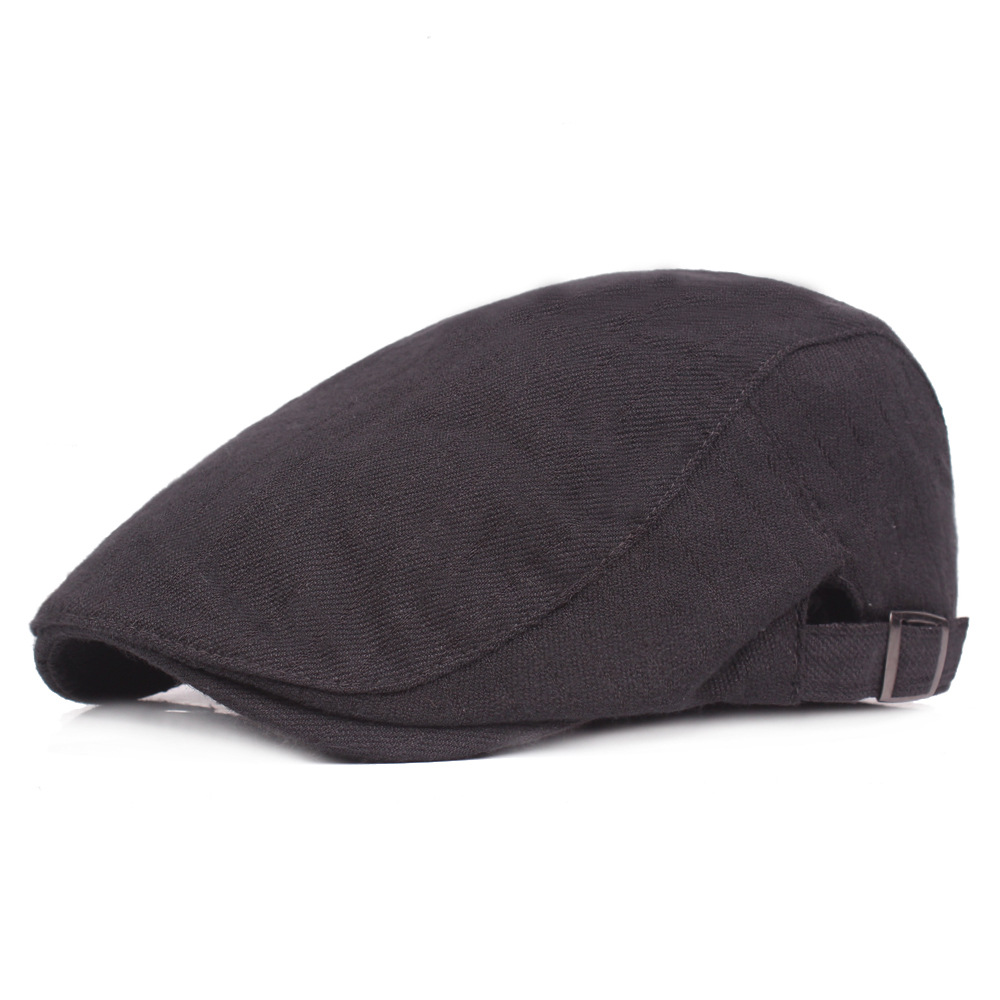 Painter Berets Caps Casual Outdoor Visor Forward Hat