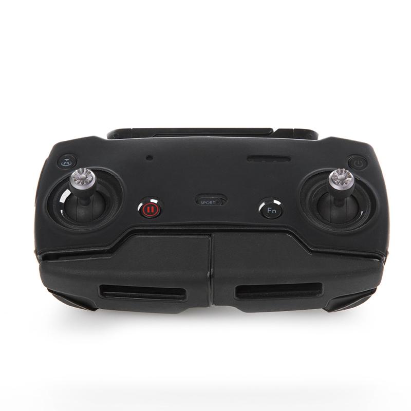 Remote Control Silicone Anti-Slip Case Cover Protective Skin Wrap For DJI Mavic Air Drone - Photo: 4