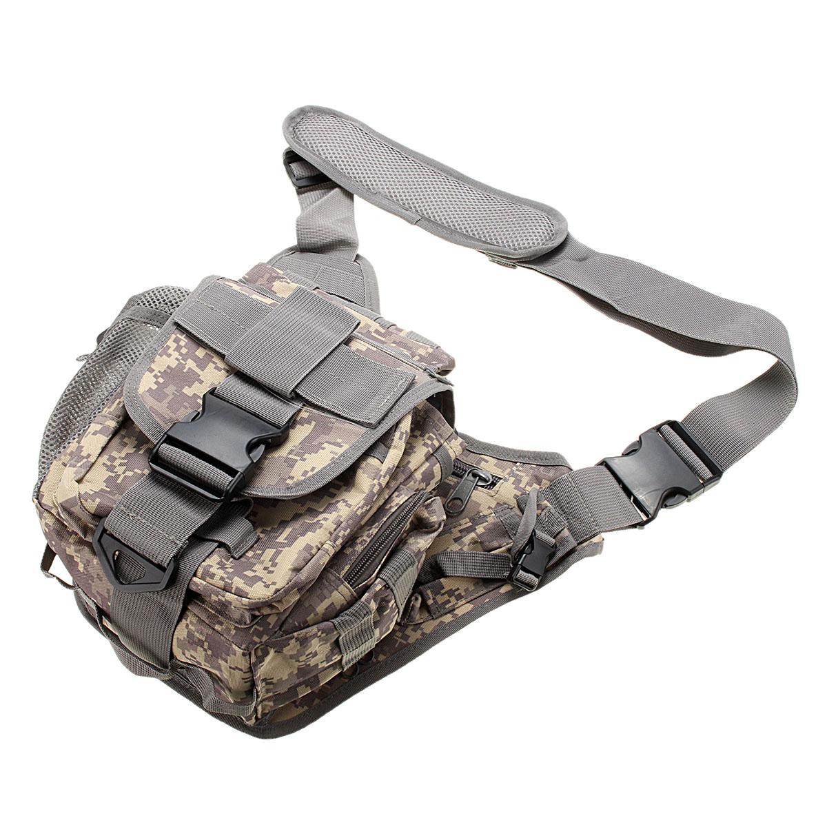 Military Tactical Backpack Camping Travel Hiking Trekking Shoulder Bags