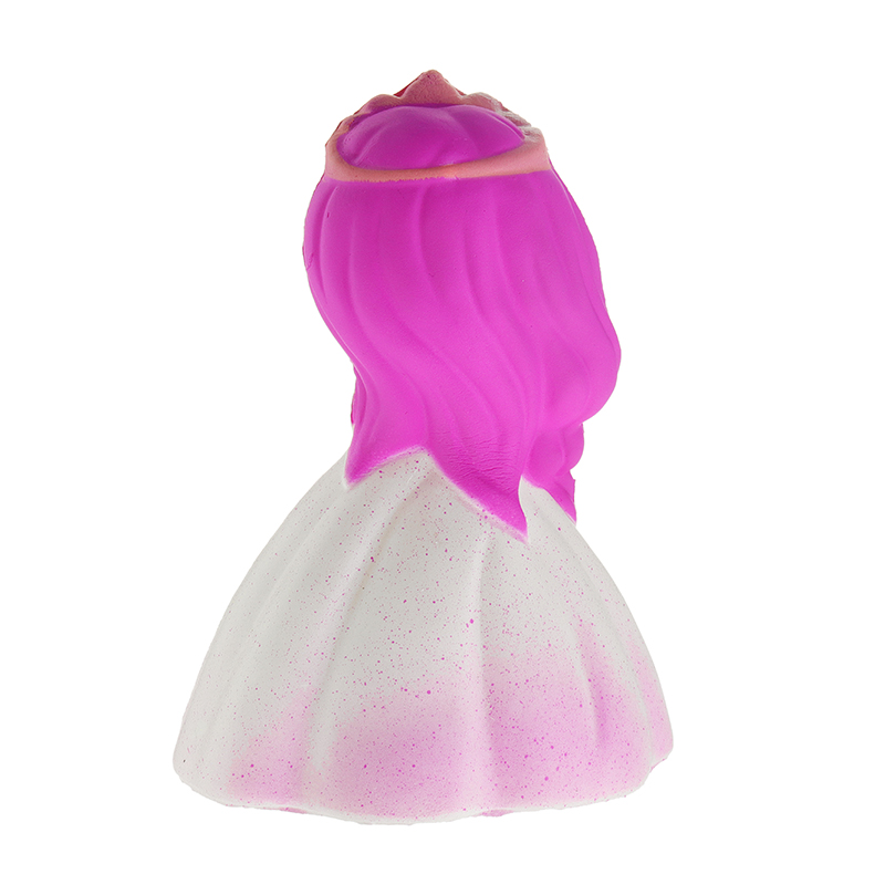 Wedding Princess Squishy 15*10*7cm Slow Rising With Packaging Collection Gift Soft Toy