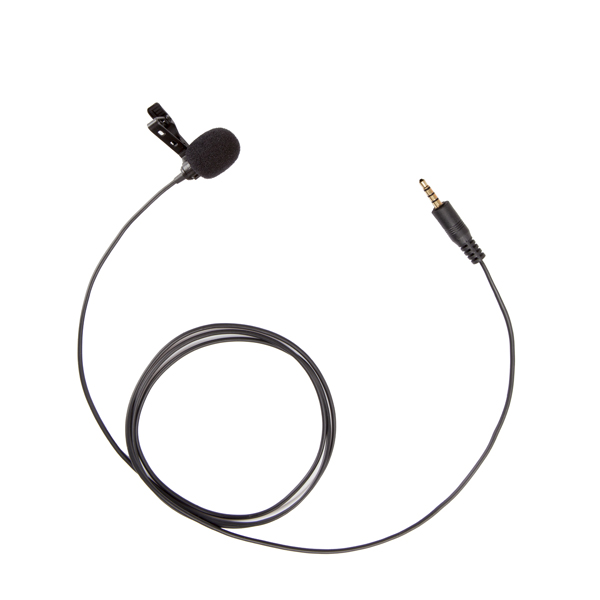 BOYA BY-LM10 Omni Directional Lavalier Microphone for iPhone 6 5 4S 4 Sumsang GALAXY 4 LG G3 HTC