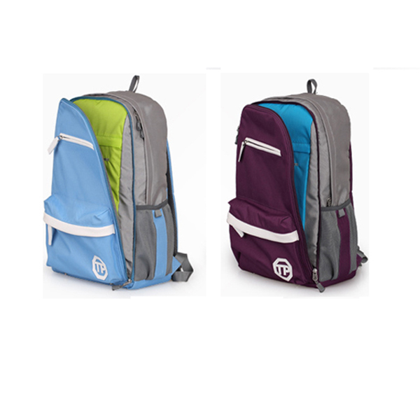 Men Women Dual Use Light Weight Casual Backpack Laptop Student School Backpack