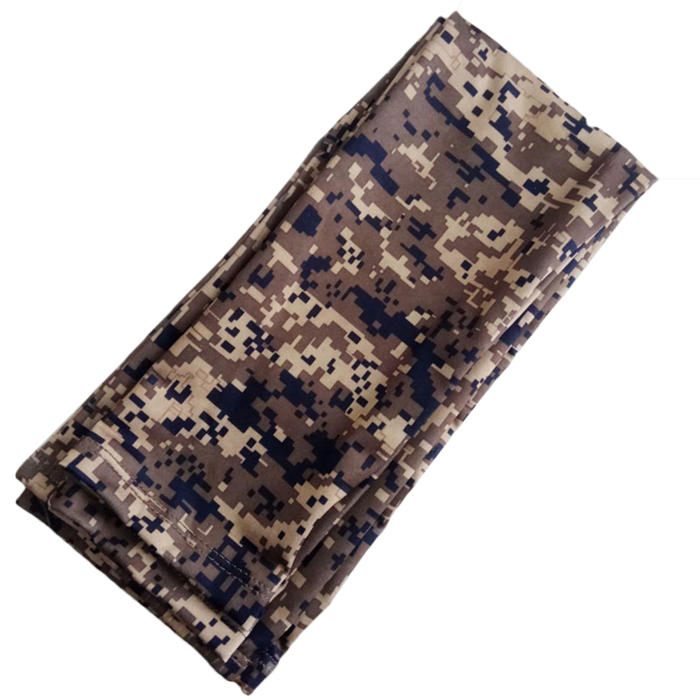 Women Outdoor Biking Camouflage Arm Sleeves