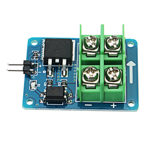 3V 5V Low Control High Voltage 12V 24V 36V MOS Field Effect Transistor Module Electronic Switch Module