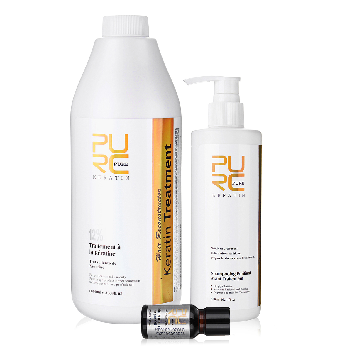 PURE Hair Repair Treatment 1000ml