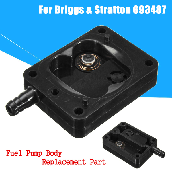 Fuel Pump Body Equipment Replacement Part For Briggs & Stratton 693487