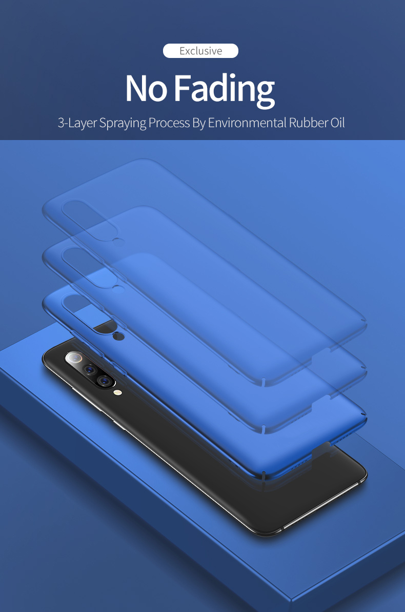 Bakeey Ultra-thin Frosted Anti-Fingerprint Hard PC Protective Case For Xiaomi Mi9 / Mi 9 Transparent Edition