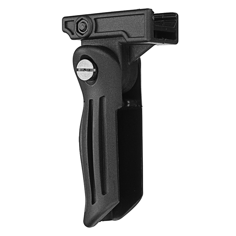 Tactical Folding Vertical Forward Foregrip Hand Grip for Picatinny Weaver Rail
