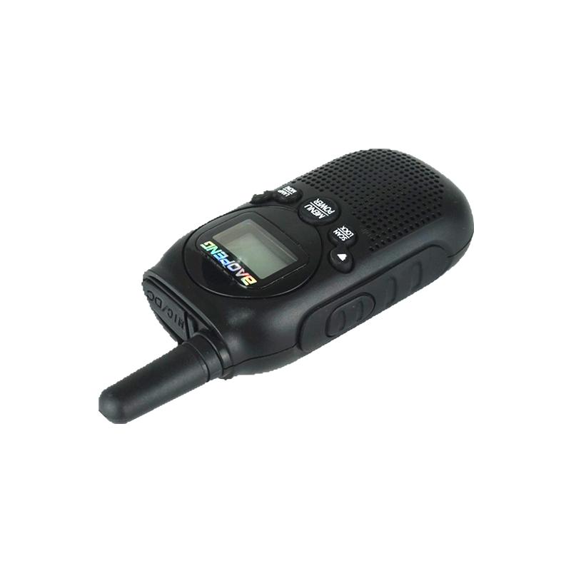Baofeng BF-T6 Walkie Talkie Portable CB Radio BF T6 PC Programming Interphone Ham Radio Comunicador Transceiver