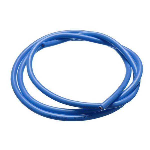 Blue 3 M 8/10/12/14/16/18/20/22/24/26 AWG Silicone Wire SR Wire