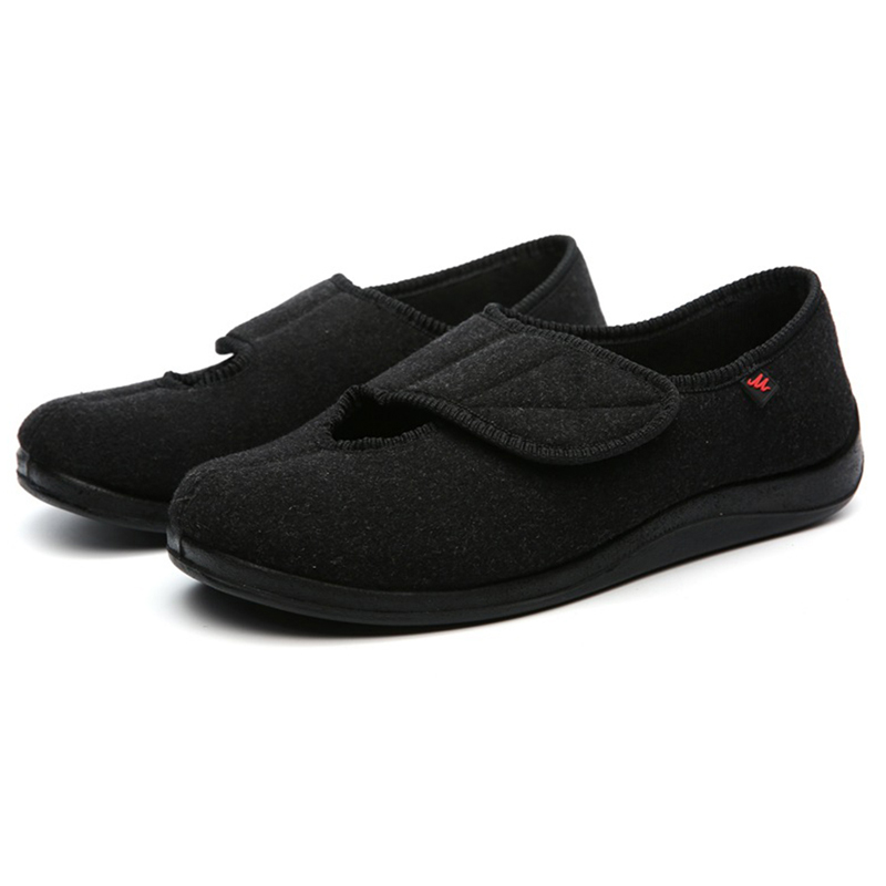 Hook Loop Round Toe Casual Soft Flats Loafers