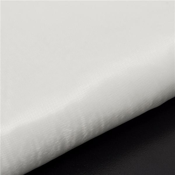 275x127cm 0.03mm Fiber Glass Cloth Fabric Plain Weave High Temperature Resistance