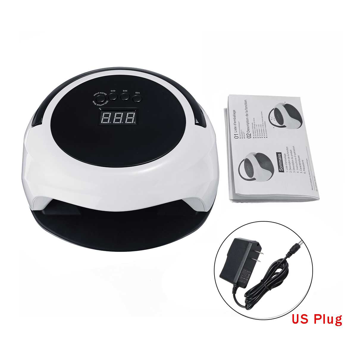 75W Professional LED UV Lamp Nail Dryer Machine