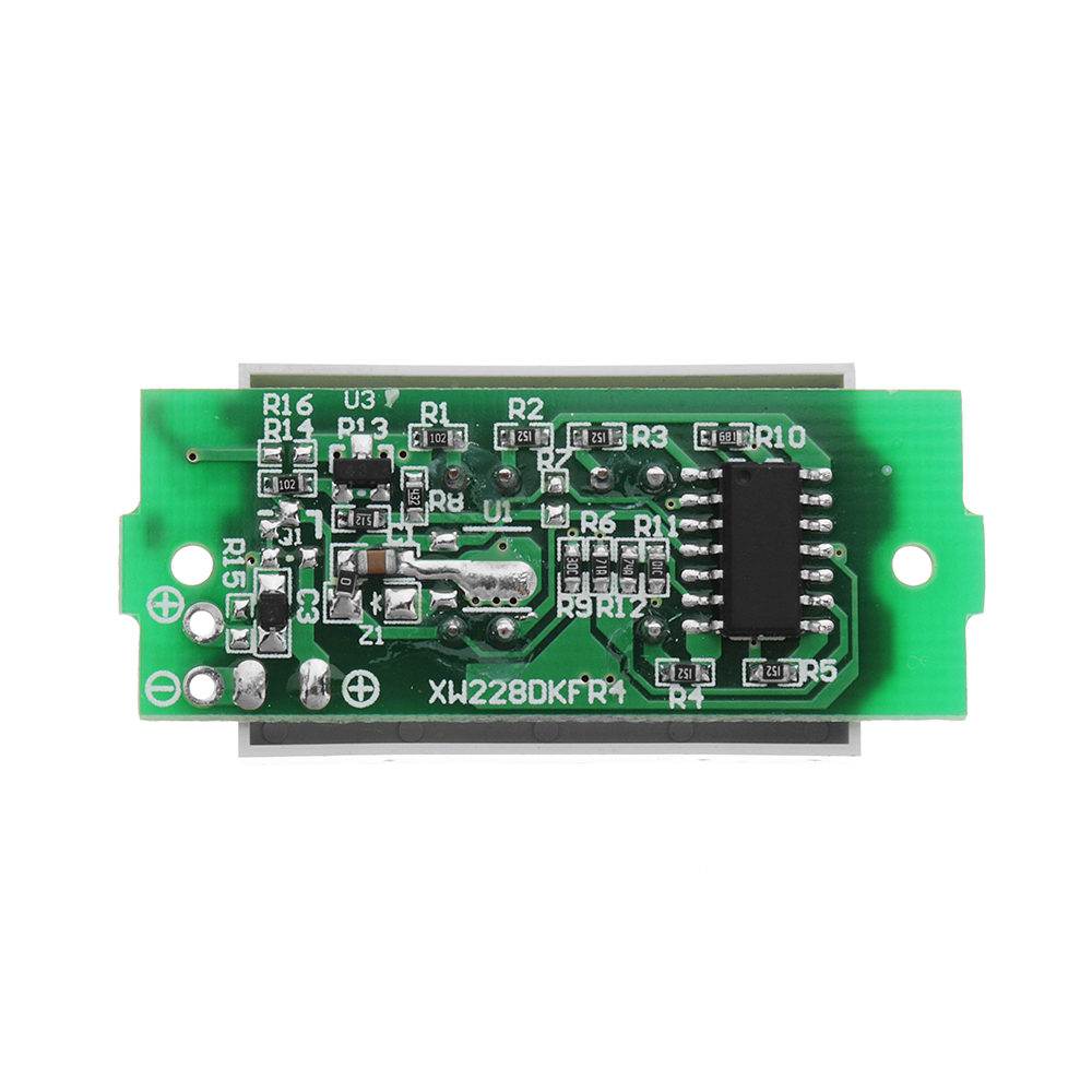 3S Lithium Battery Pack Power Indicator Board Electric Vehicle Battery Power Indicator 4V / 8V / 12V / 16V Power Storage