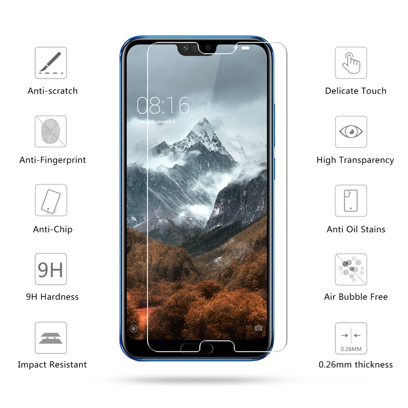 Bakeey Anti-Explosion Tempered Glass Screen Protector for Huawei Honor 10