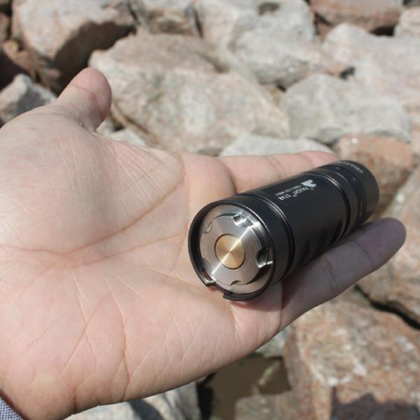 PALIGHT M900-S L2 600LM 26650 Zoomable EDC Led Flashlight Suit