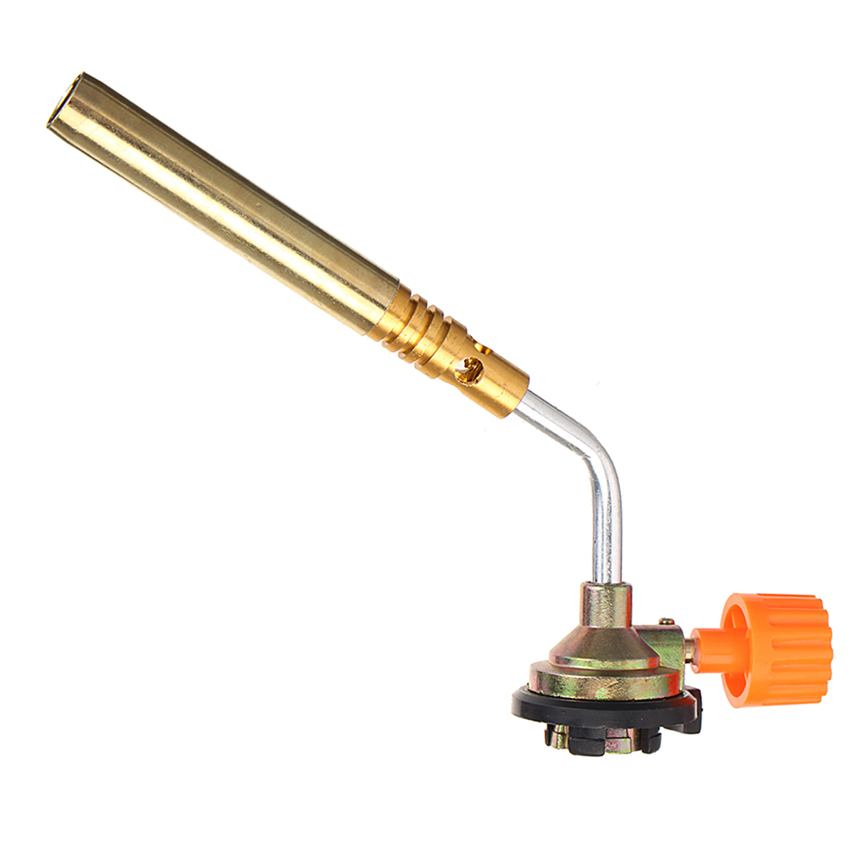 Outdoor Ignition Butane Gas Torch Welding BBQ Lighter Burner Flame Gun Camping Welding Torch