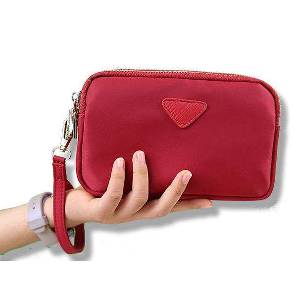 Women Water Resistant Multi-slot Clutch Bags Crossbody Bags
