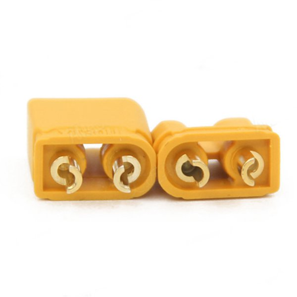 20 Pairs Amass XT30U 2mm Plug Connector Male And Female