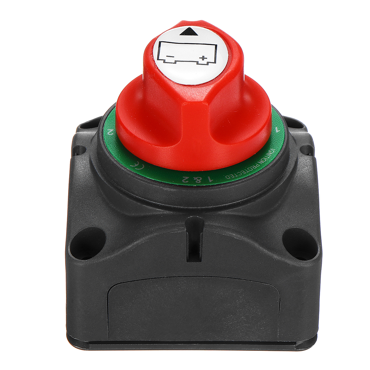 Battery Selector Switch 12V-48V 300A Battery Disconnect Switch Master Isolator Switches