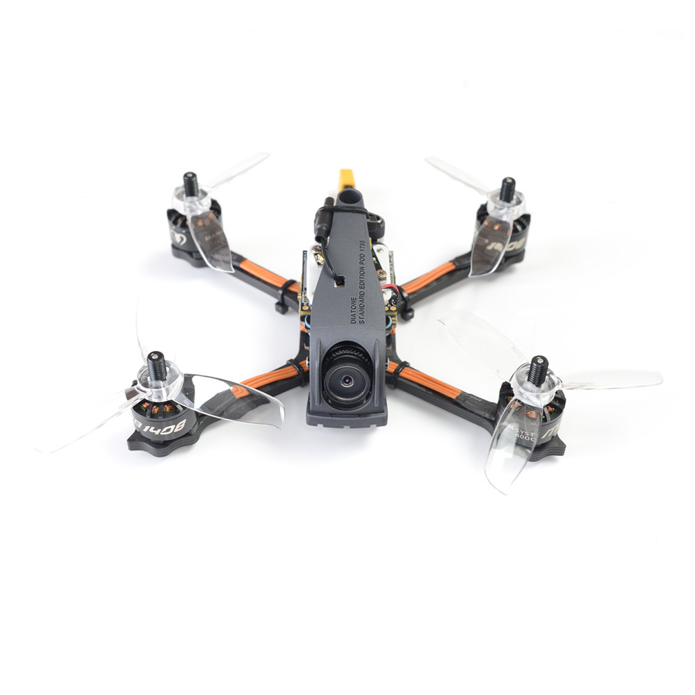 Diatone 2019 GT R349 HD MK2 Edition 135mm 3 Inch 4S FPV Racing RC Drone PNP F4 25A CADDX Turtle V2 TX200 VTX