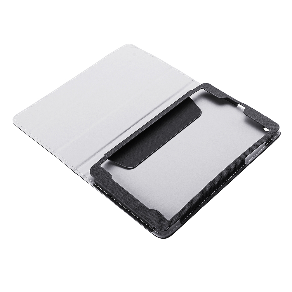 PU Leather Case Folding Stand Cover for 8.4 Inch CHUWI Hi9 Pro Tablet