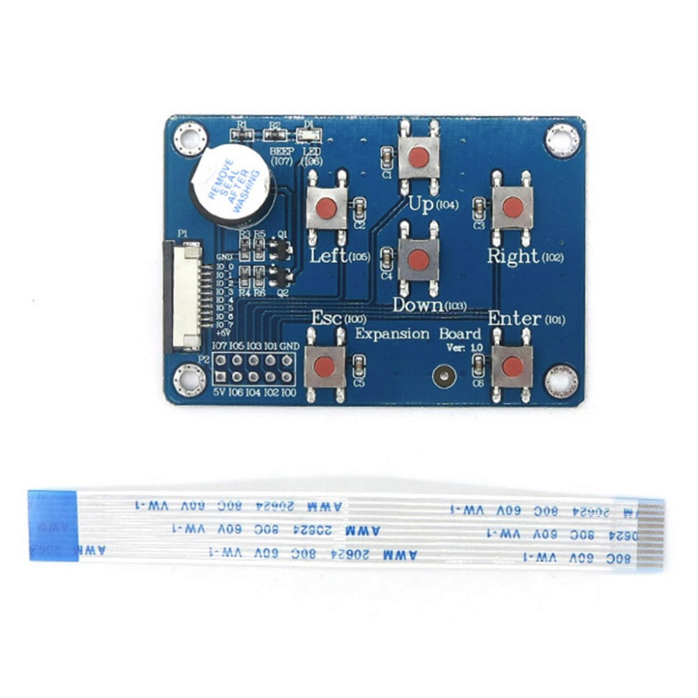 Expansion Board For 2.4 2.8 3.2 3.5 4.3 5.0 7.0 Inch Nextion Enhanced HMI Intelligent LCD Display