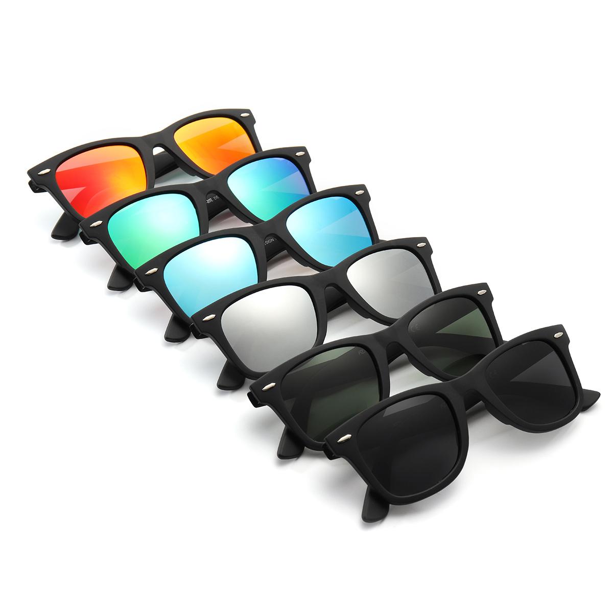 KDEAM KD2140F Polarized Sunglasses UV400 Retro Square Outdoor Sports Cycling Driving Sun Glasses