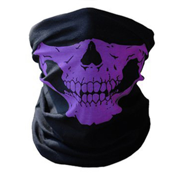 Men Riding Windproof Dust Mask Sunscreen Scarf