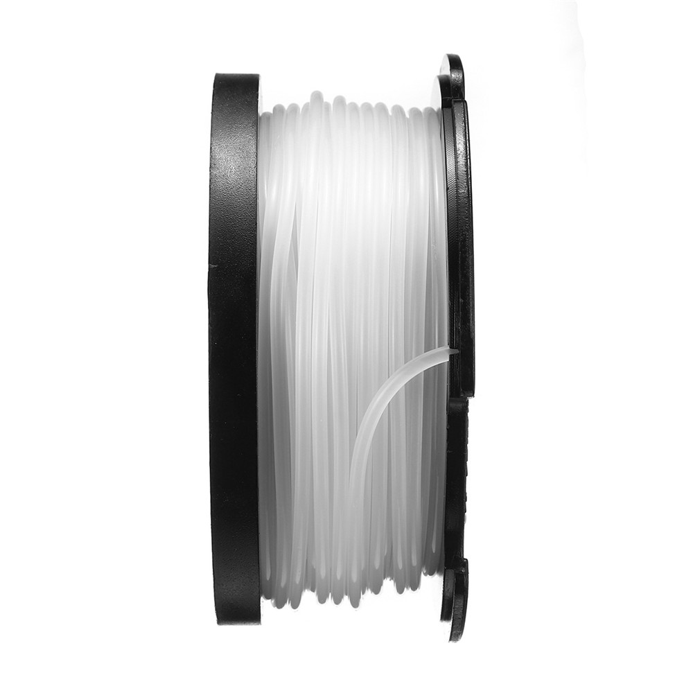 30 Inch Trimmer Line With Replacement Spool Cap Cover / Spring For BLACK/DECKER String Trimmers