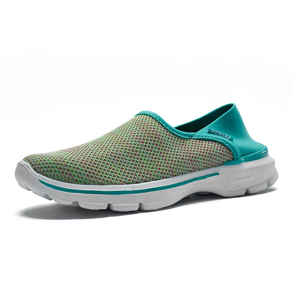 Women Outdoor Sport Shoes Breathable Casual Slip On Athletic Running Flats