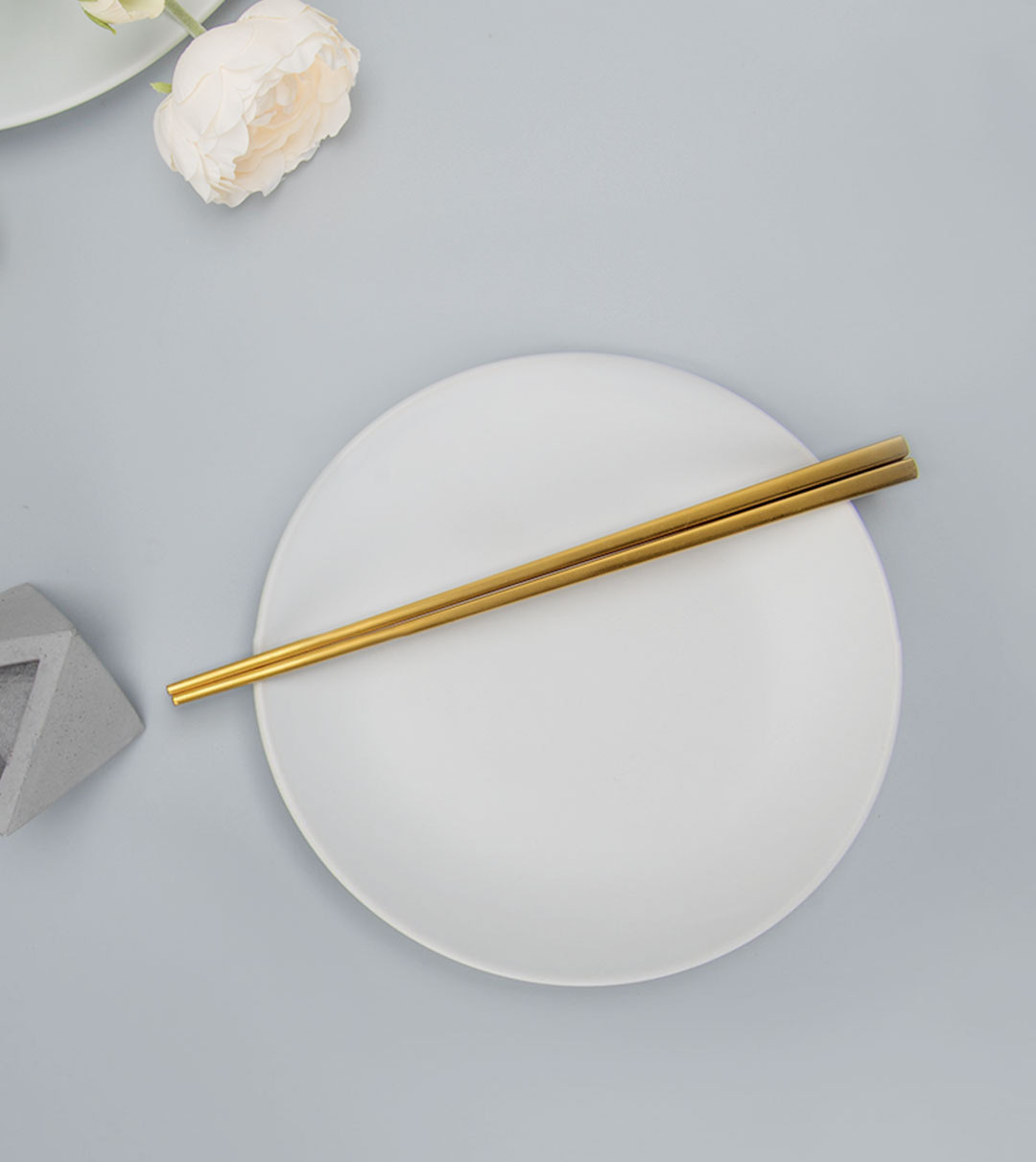 4pcs Xiaomi Chopsticks Food Grade Top 304 Stainless Steel Chopsticks Tableware Chinese Chopsticks Culture