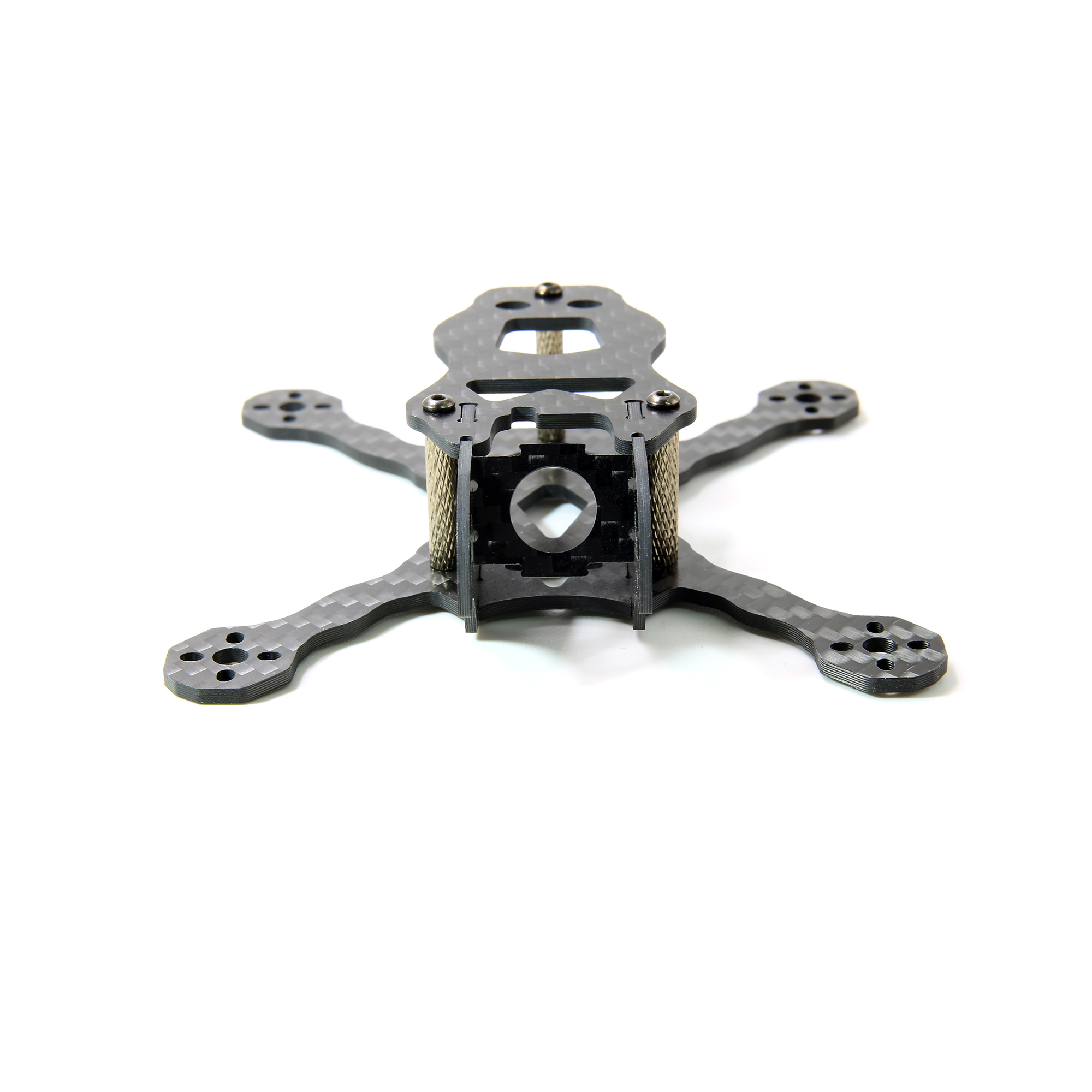 GEPRC GEP HX2 Hummingbird 110mm Micro FPV Racing X Frame RC Drone Carbon Fiber Supports Runcam Micro Swift