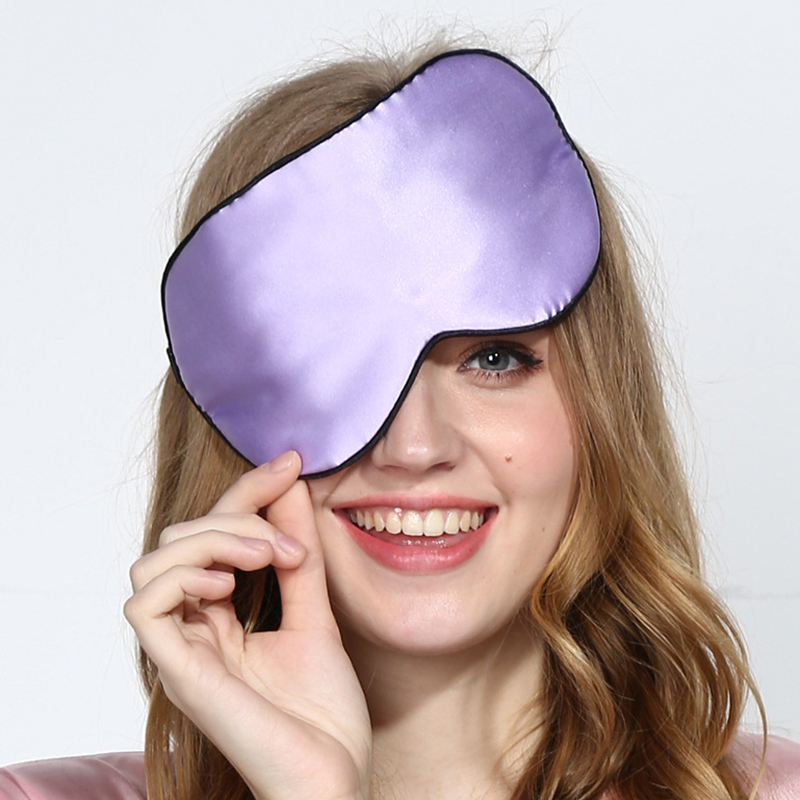 Women Men Comfort Travel Sleep Eye Mask
