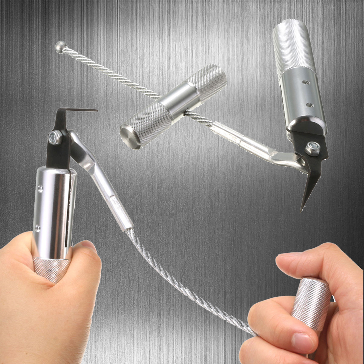 Wind Shield Remover Auto Car Window Glass Seal Rubber Removal Knife Repair Tool