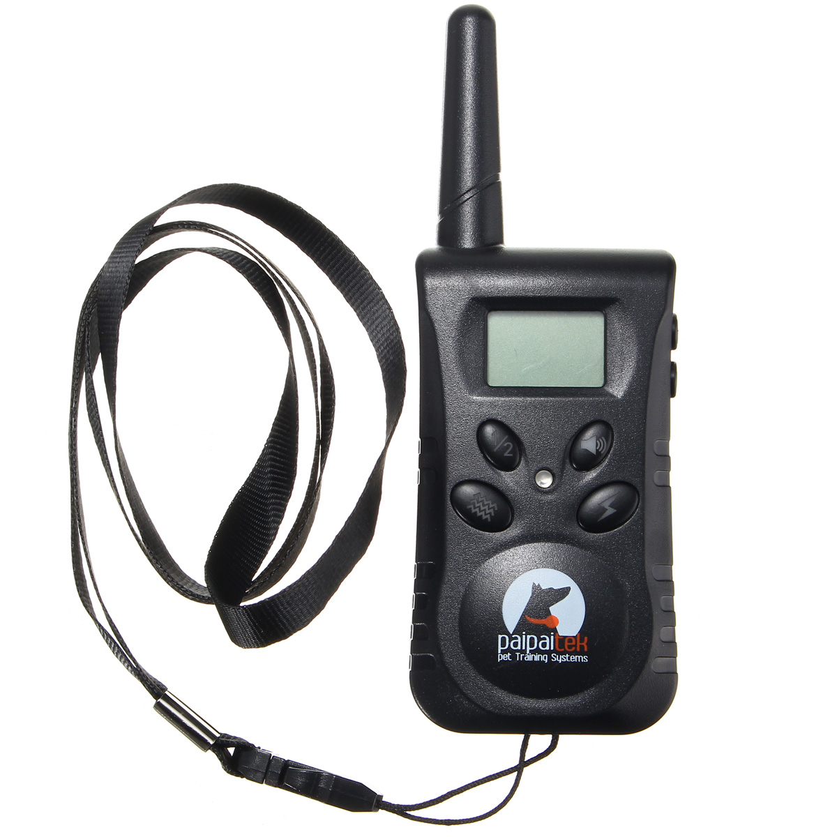 Waterproof Rechargeable LCD Electric Remote Dog Training Shock Collar 500 Yard
