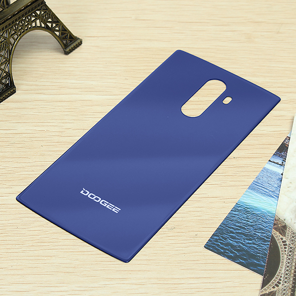Bakeey Silky Shiny Anti-Scratch PC Back Cover Sticker For DOOGEE MIX 2