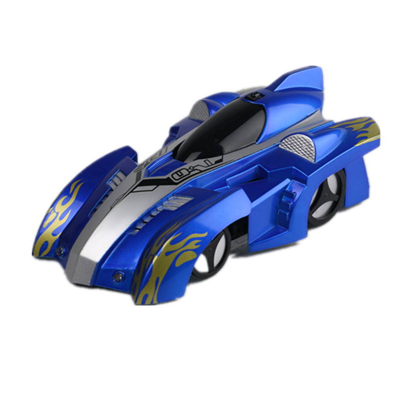 4CH 2.4G Remote Control RC Car Wall Climbing Climber Sport Racing Car Rechargeable Toys For Boy Gift