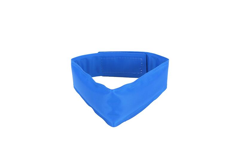 Pet Dog Summer Cooling Collar Cooling Temperature Ice Gel Pet Collar