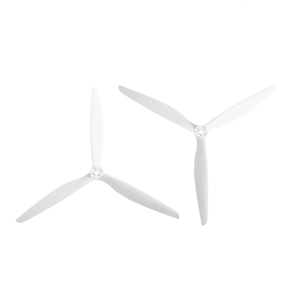 1 Pair GEMFAN X CLASS 1310-3 13Inch 3-blade CW CCW Propeller For FPV Racing RC Drone - Photo: 2