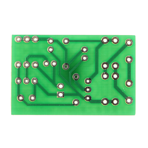 DIY Sound And Light Control Delay Switch Corridor Induction Lamp PCB Board Kit