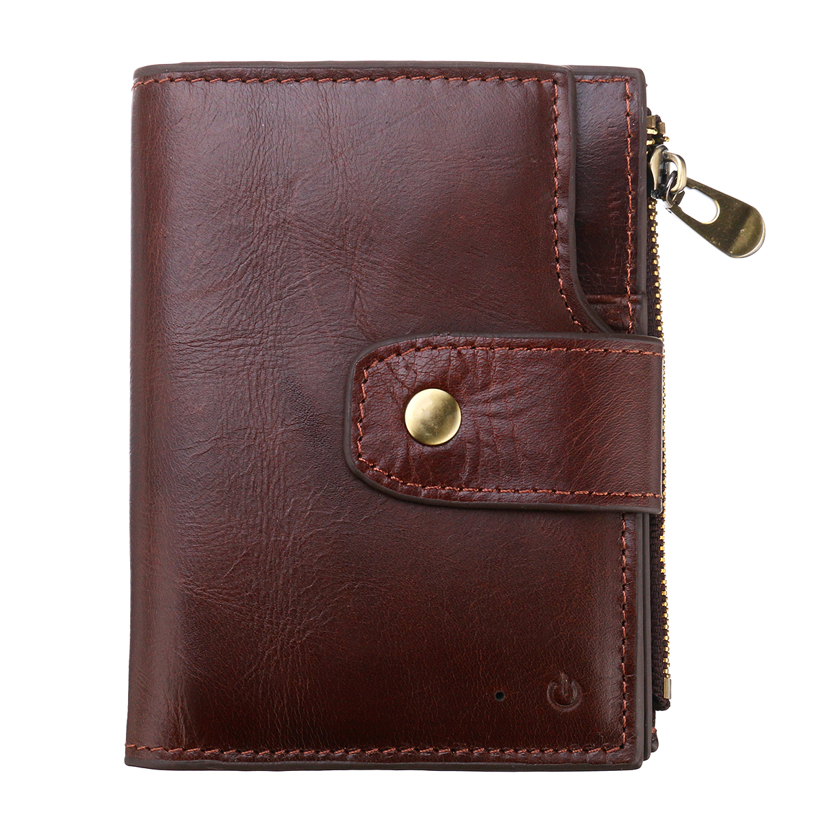 Features : Anti-Lost Taking Photo Forget the mobliephone Alarm Lost Record Record Specification : Interior: Interior Compartment, Photo Holder,Interior Slot Pocket,Card Holder,Note Compartment 3 Photo Window, 15 Card Holder, 1 Zipper Compartment Bluetooth #purse