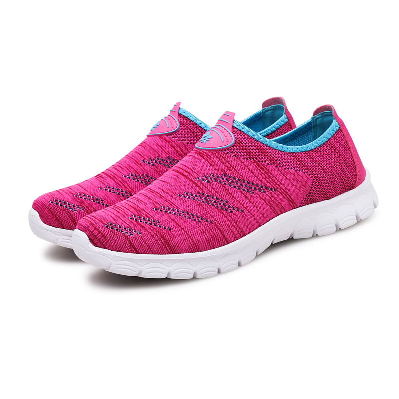Outdoor Sport Running Athletic Shoes Casual  Breathable Comfortable Mesh