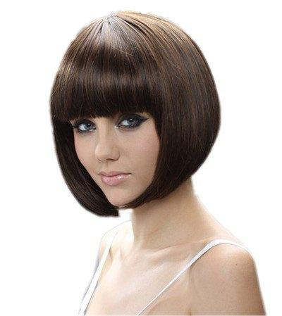 3 Colors Short Cosplay Wig