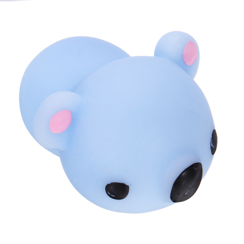 Bear Mochi Squishy Squeeze Cute Healing Toy Kawaii Collection Stress Reliever Gift Decor