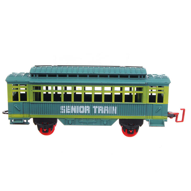 Christmas Magic Remote Control Music Track Simulation Train For Kids Children Gift Toys