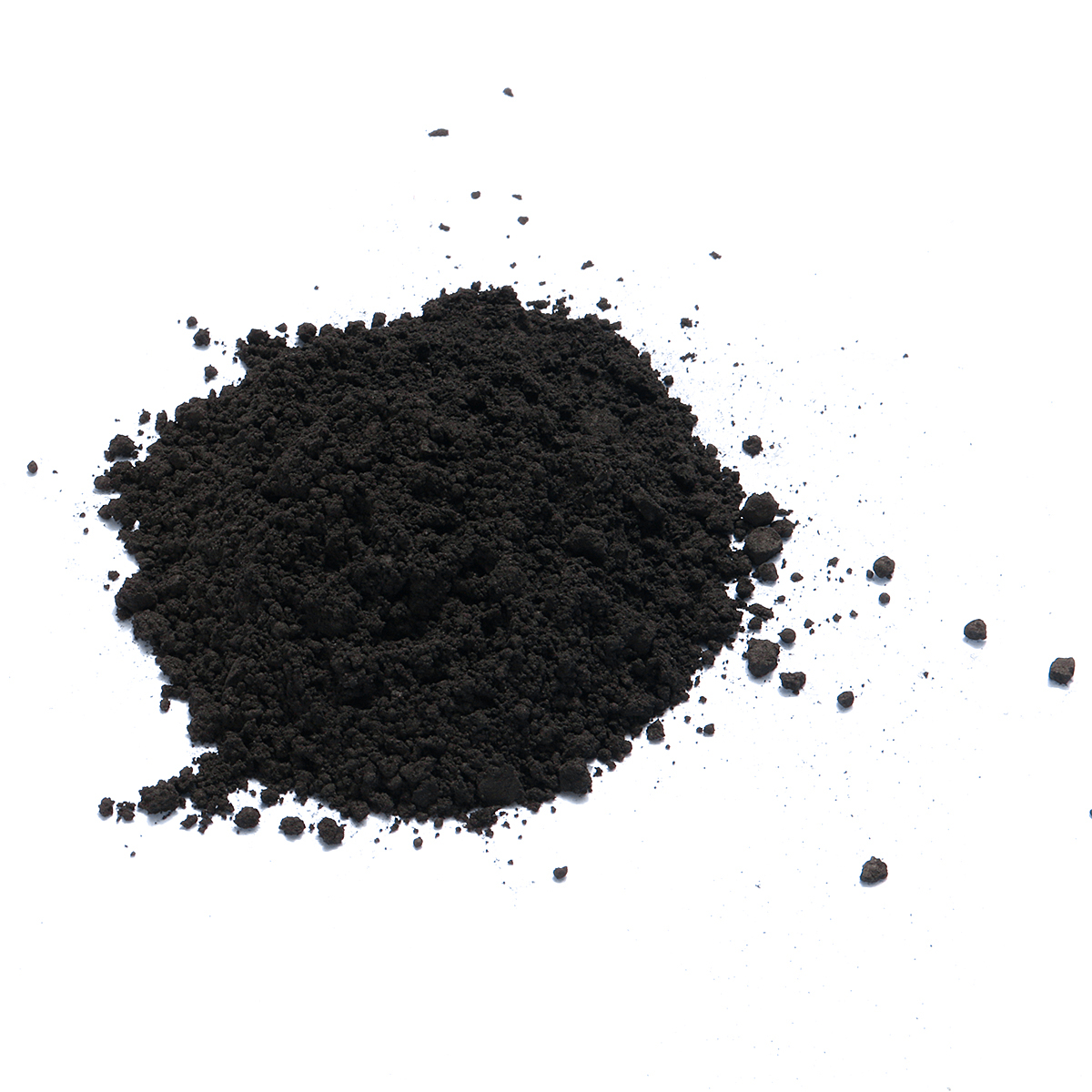 350g Black Graphite Powder 5 Micron Ultra Fine 99.9% Pure Military Grade