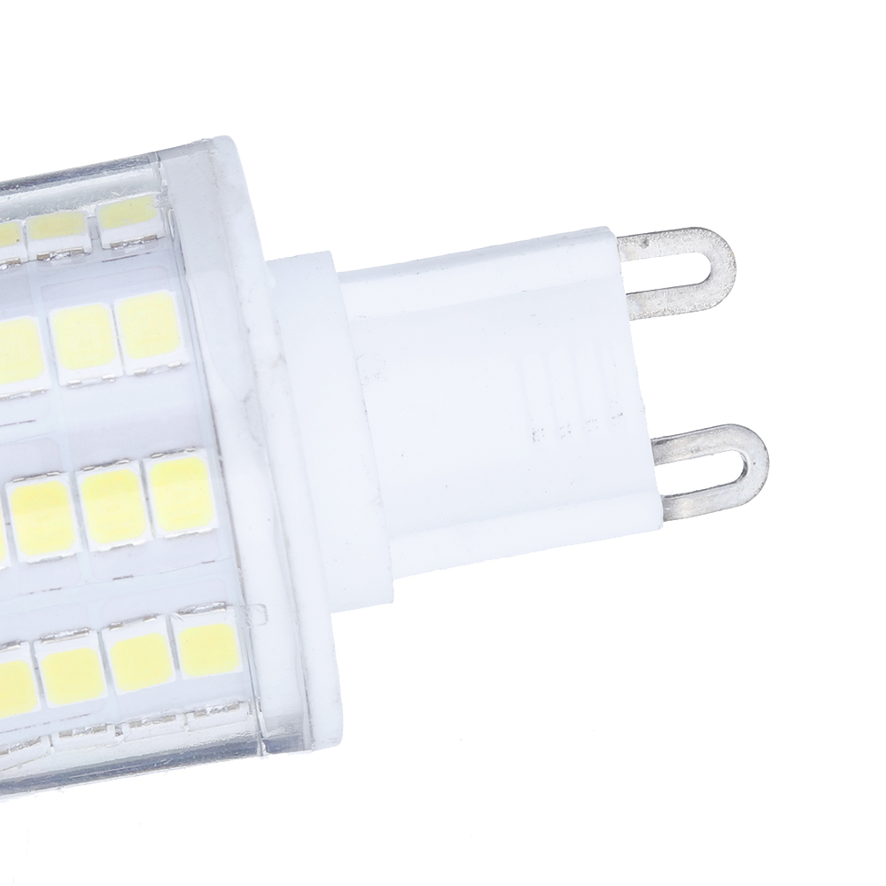 AC220-240V G9 5W 2835 No Flicker 52LED Ceramics Corn Light Bulb for Chandelier Replace Halogen Lamp