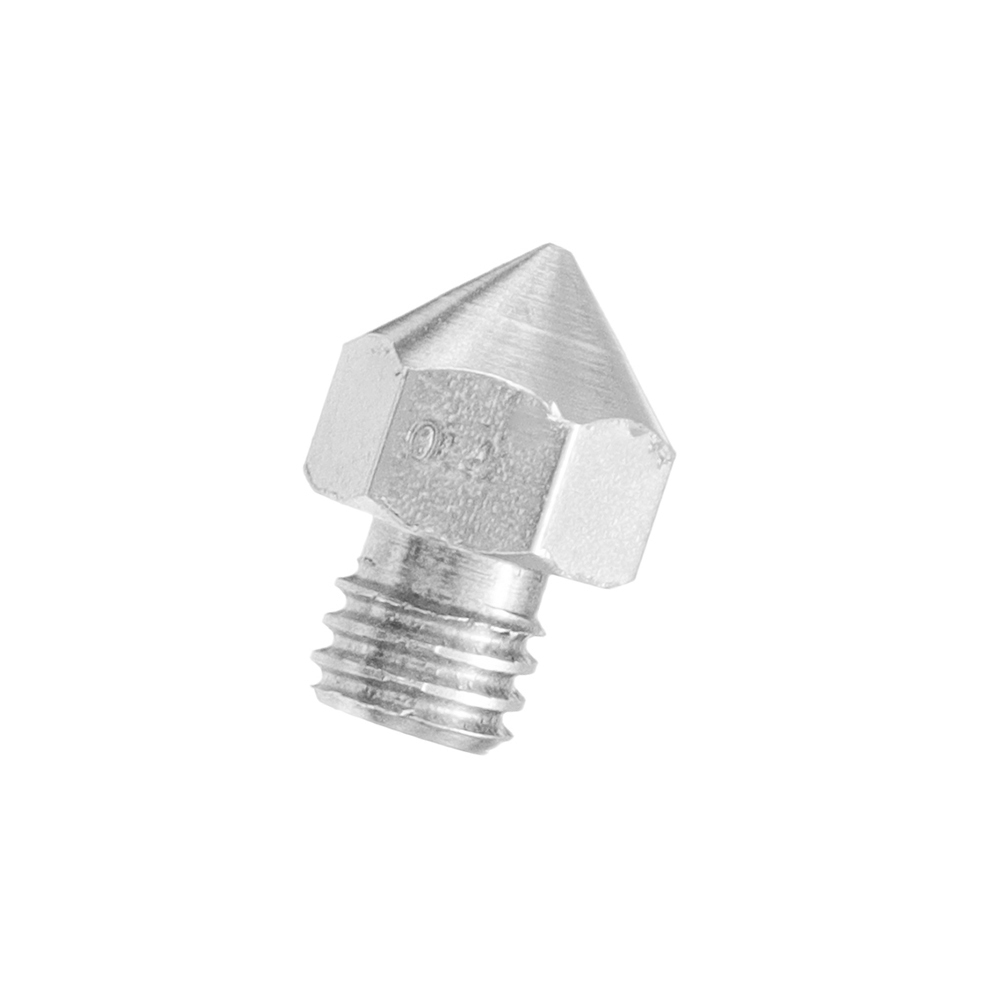 1.75mm 0.4mm MK8 Stainless Steel Extruder Nozzle For 3D Printer Reprap Makerbot